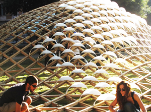 Paolo Cascone/COdesignLab-grid(h)ome pavilion